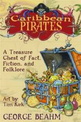 """Reading - Book """"Caribbean Pirates"""" Autographed_image"""