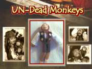 Cuddly UN-Dead Monkey - Small_image