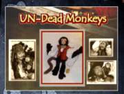 Cuddly UN-Dead Monkey - Large_image